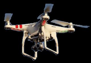 Luftbildaufnahmen Anbieter MVhro in Rostock - Einsatz mit Profi Multikoptern