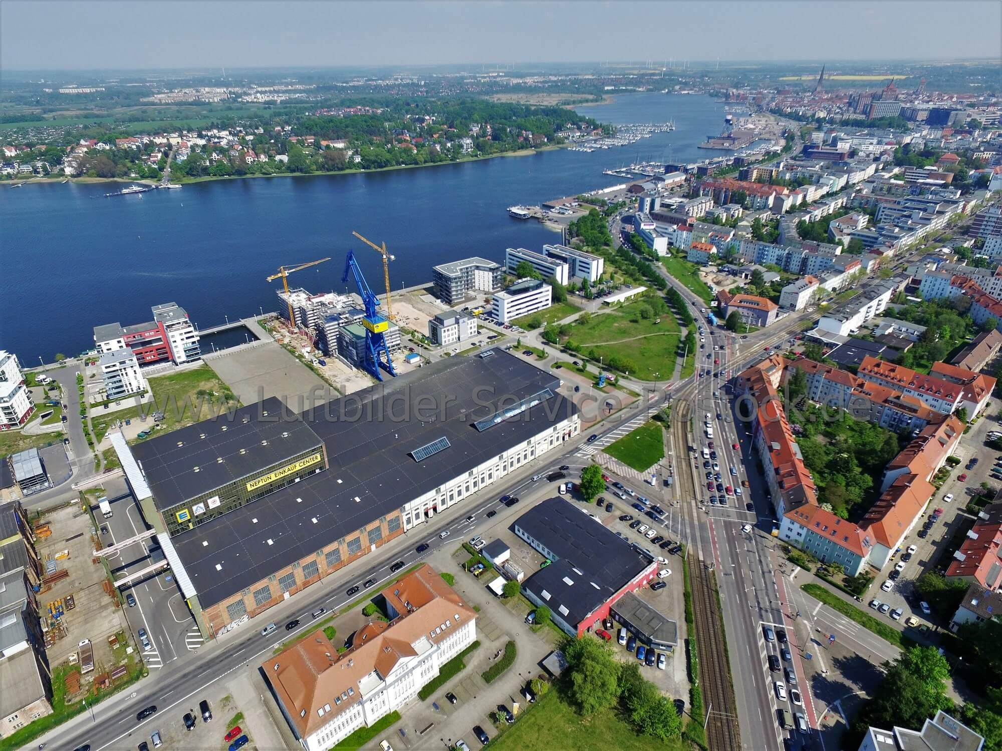 Rostock Marlow Antenne